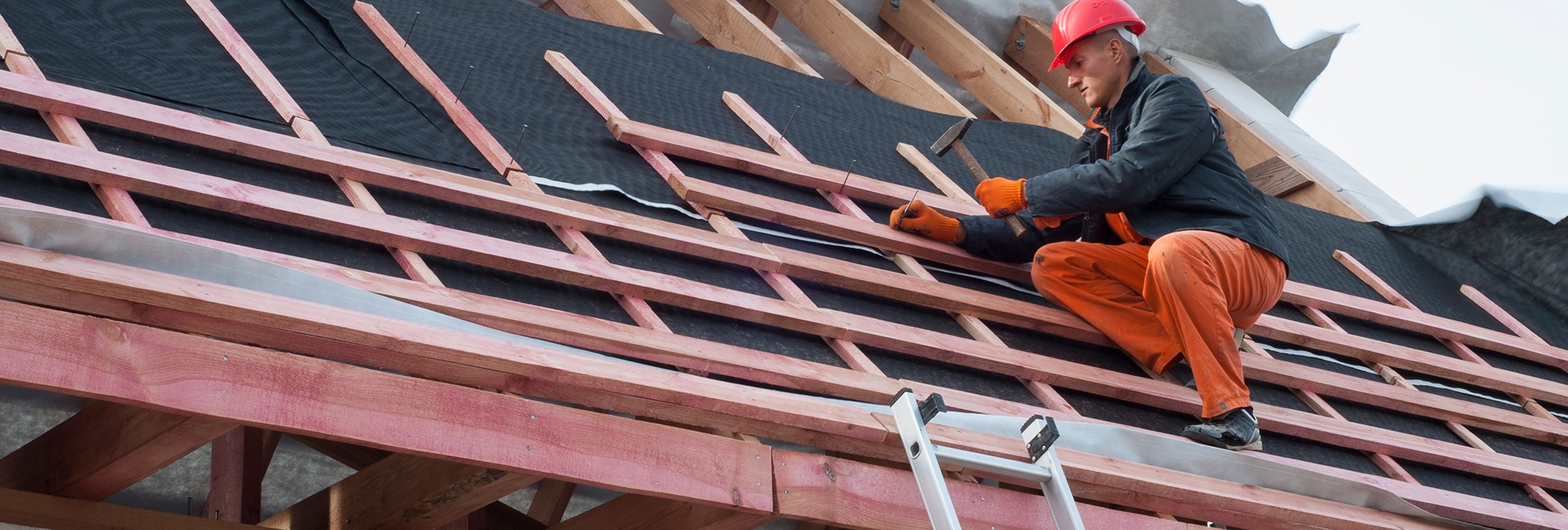 Quality Residential Roof Installation