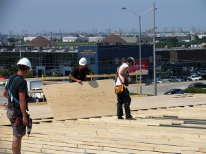 Commercial Flat Roofing Projects | Topsroofing Comapny