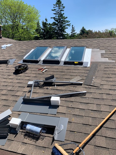 Quality Residential Skylight Repairs