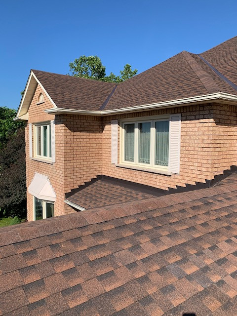 Red Shingles - Topsroofing