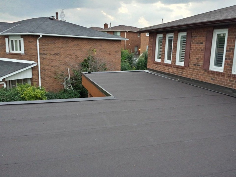 Flat Roofing – Residential & Commercial