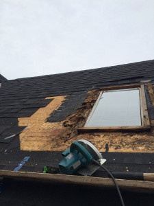 Tops Roofing Company repairs