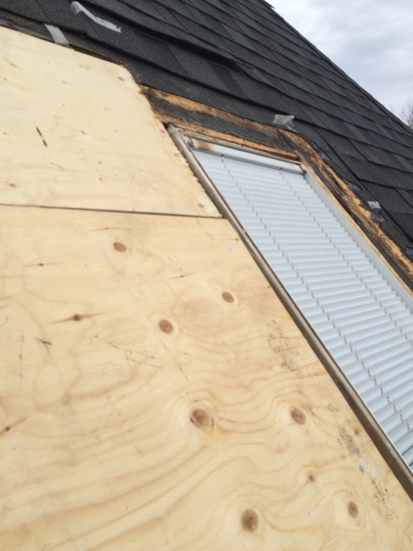 Tops Roofing Company construction